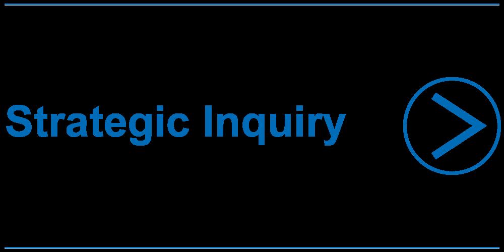 Strategic Inquiry